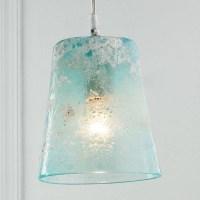 15 Best Collection of Aqua Pendant Lights Fixtures