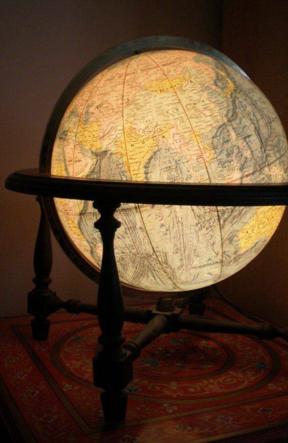 15 Best Ideas of World Globe Lights Fixtures