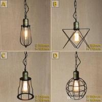 15 Ideas of Wrought Iron Lights Pendants