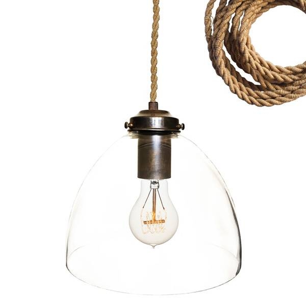 15 Collection of Fancy Rope Pendant Lights