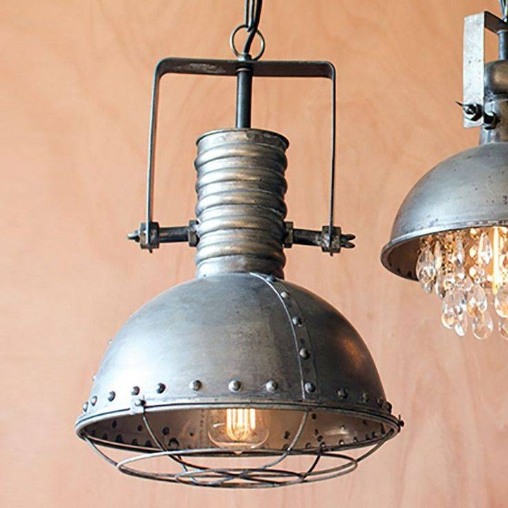15 Photo of Industrial Style Pendant Lights Fixtures