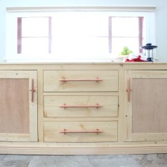 Kitchen Hutch Buffet Storage Solutions For Small Kitchens 15 Ideas Of White Sideboards