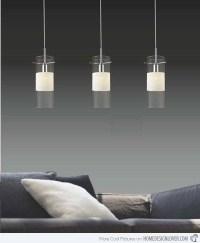 Contemporary Pendant Lighting Fixtures. flush mount dining ...