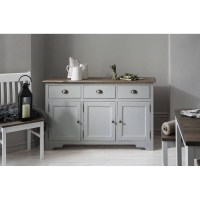 15 Collection of Dark Grey Sideboards