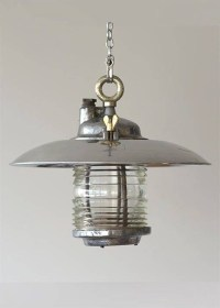 15 Collection of Fresnel Lens Pendant Lights