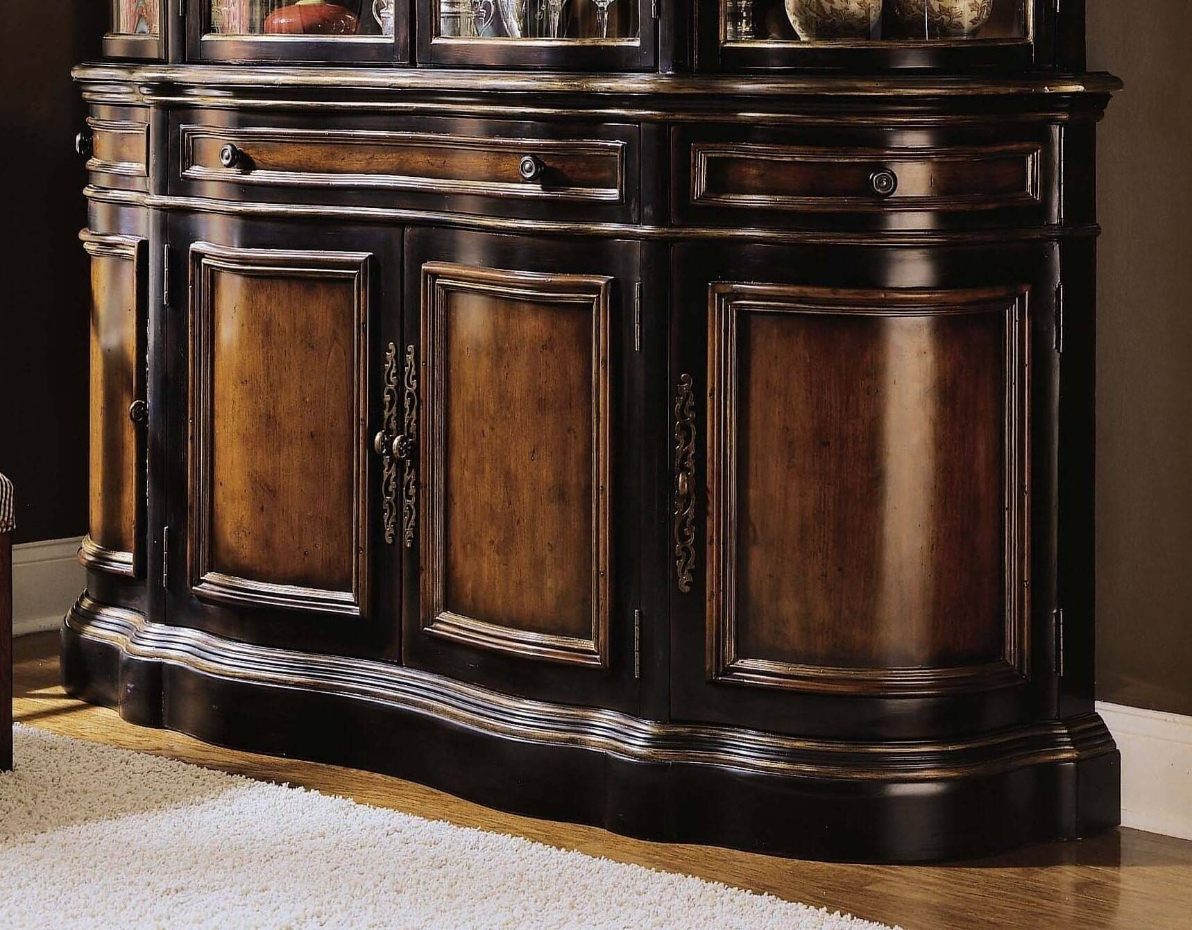 kitchen hutch buffet ranges 15 ideas of stylish antique sideboards and buffets