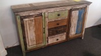 15 Best Ideas of Distressed Wood Sideboards