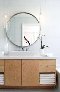 15 Best of Round Mirrors for Bathroom