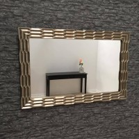 15 Best Ideas of Large Gold Wall Mirrors