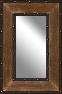 15 Collection of Rustic Wall Mirrors