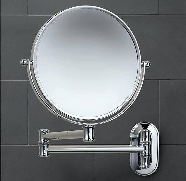 15 Ideas of Bathroom Extension Mirrors