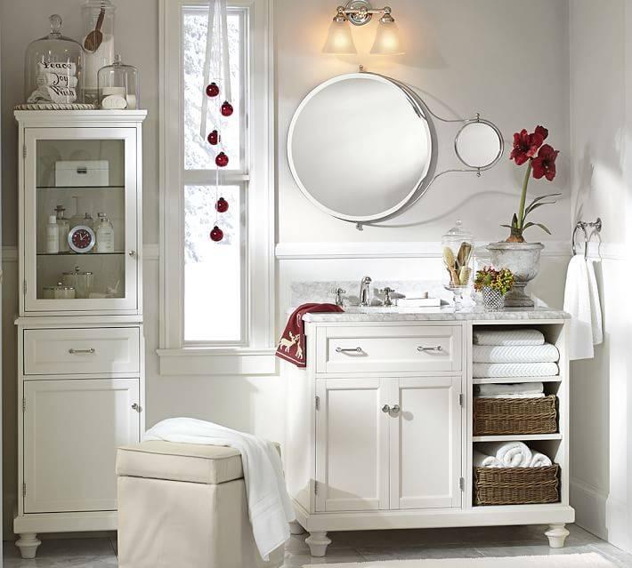 15 Ideas of Bathroom Extension Mirrors