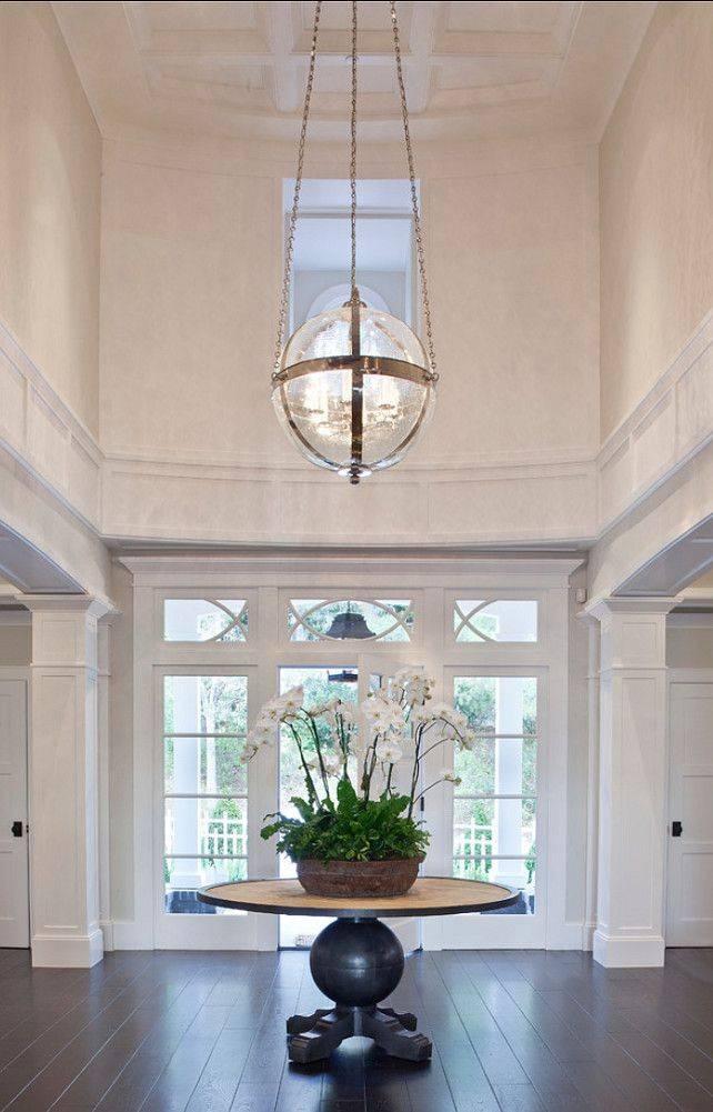 farmhouse kitchen lighting antique table 15 best ideas of entry foyer pendant