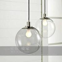 15 Best of Round Glass Pendant Lights