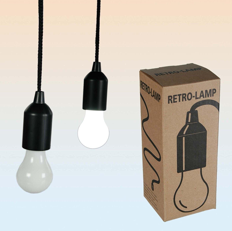 Battery Operated Pendant Light Kit