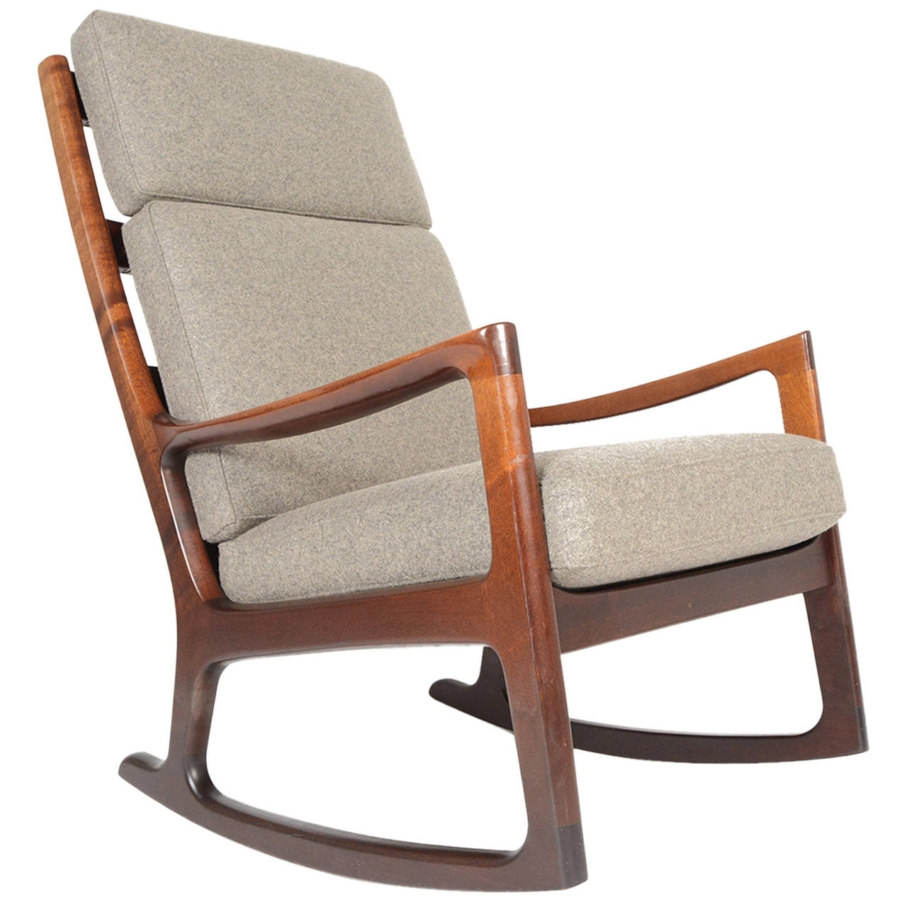 15 Collection of High Back Rocking Chairs