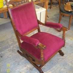 Seng Chicago Chair Stair For Sale 15 Best Collection Of Rocking Chairs With Springs Representation Cute Nos Antique In