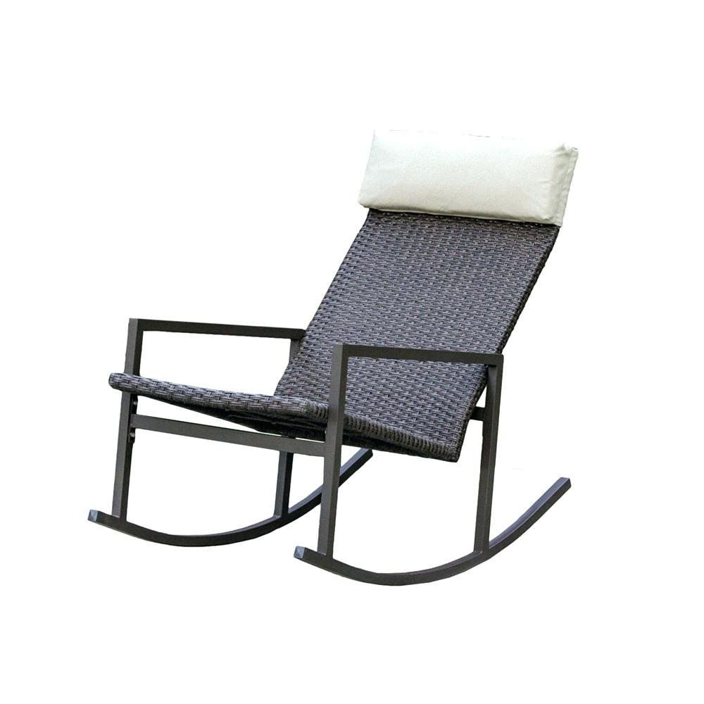 15 Ideas of Used Patio Rocking Chairs