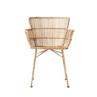 20 Best Ideas of Natural Rattan Metal Chairs