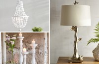 Shabby Chic Decor Lights To Brighten Your Home | theMRSingLink