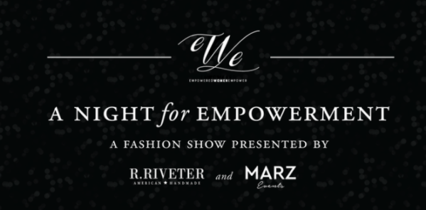 A Night For Empowerment Flyer