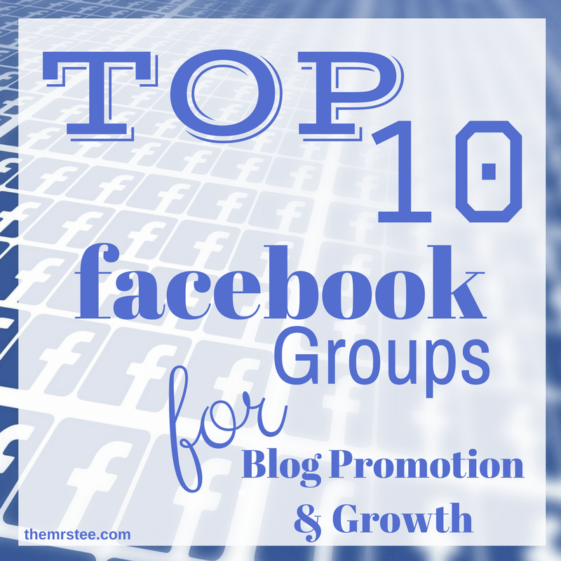 Top 10 Facebook Groups For Blog Promotion & Growth