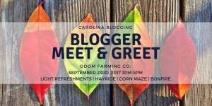Blogger Meet & Greet | Odom Farming Co.