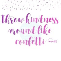 Spread A Little Kindness | The Mommy Monday Blog Hop