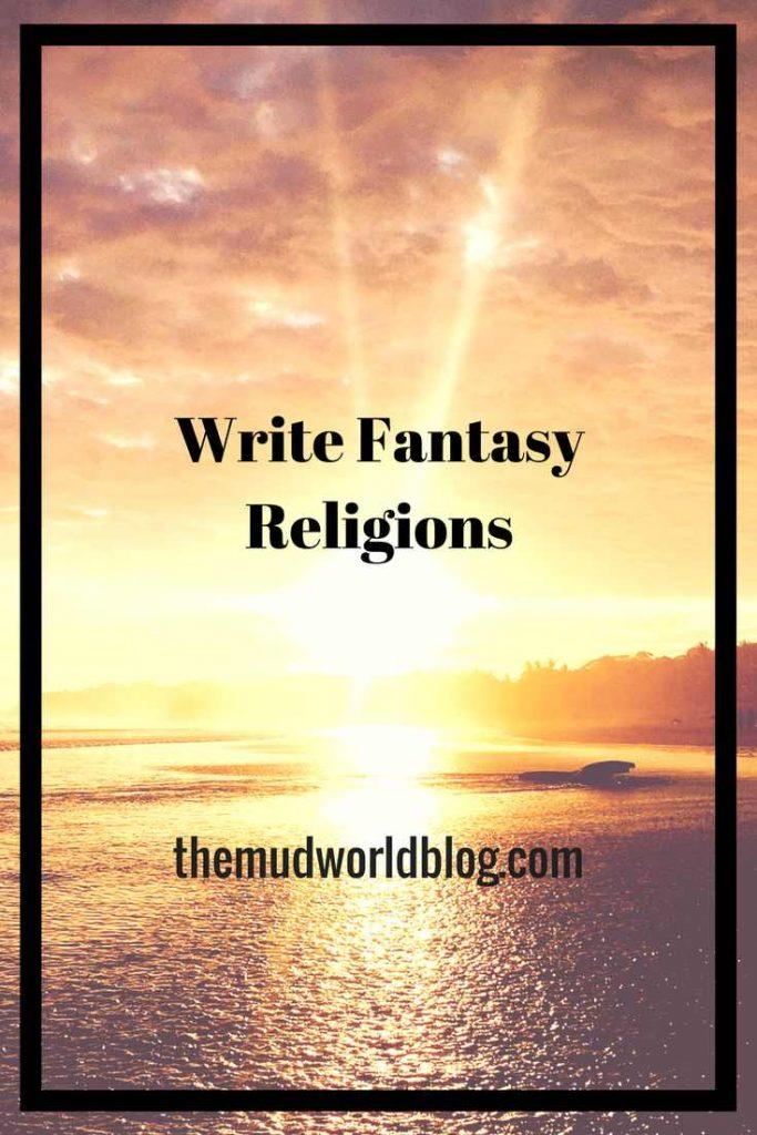 Create Fantasy Religions