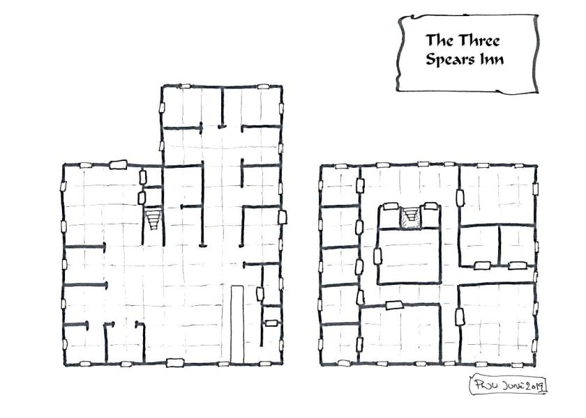 The Three Spears Inn