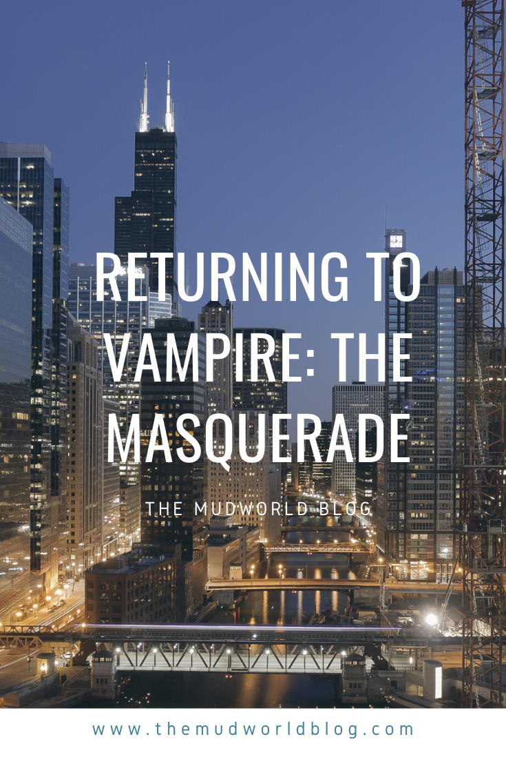 How to quickly get started with a new Vampire: the Masquerade chronicle with the new edition. Which rules, what city, and old books to check out.