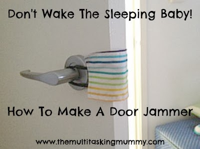 How to make a door jammer