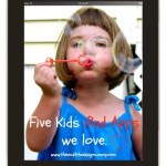 5 Kids iPad Apps We Love #MummyMondays
