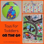 Toys For Toddlers On The Go
