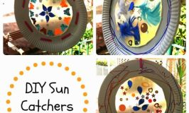 DIY Sun Catchers