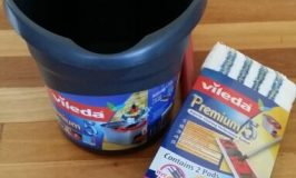Clean Floors After 6 Months: The Vileda Premium 5 Mop System {Review}