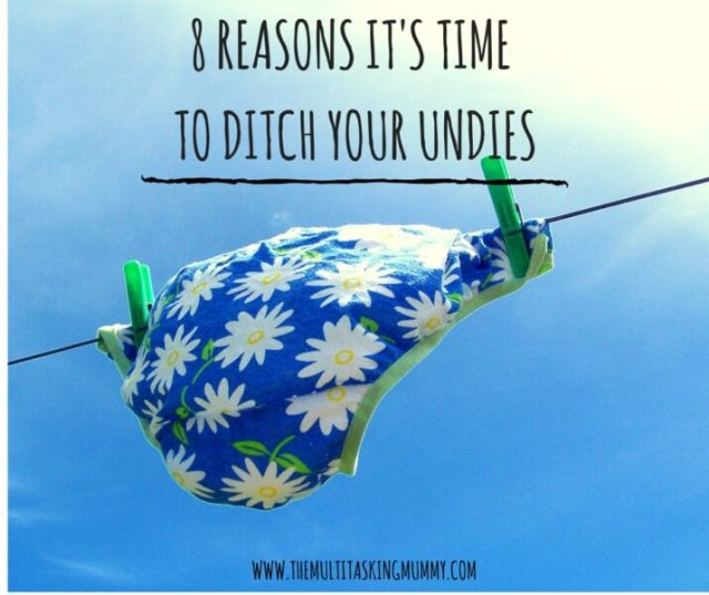 ditch your undies