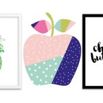 Free Printables: Wall Art for Budget Home Decorating