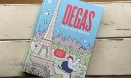 Degas: A New Vision Exhibition + An Art Book for Kids (Giveaway)