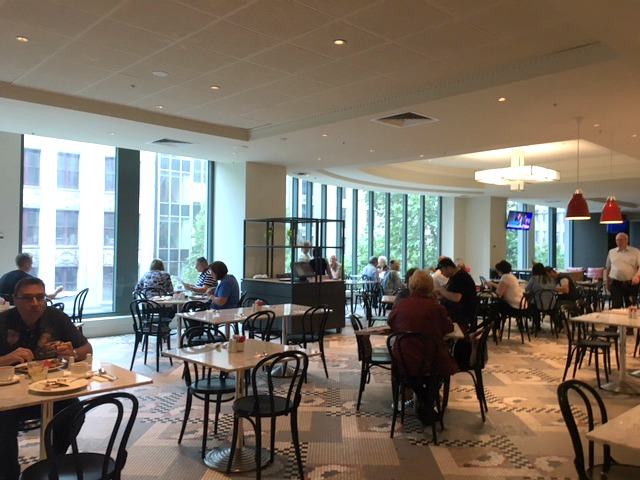 Novotel Melbourne on Collins Breakfast