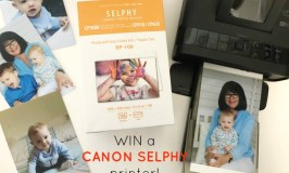 How Not To Let Your Photos Die A Digital Death + Canon Selphy Giveaway
