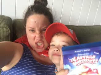 Captain Underpants New on DVD4