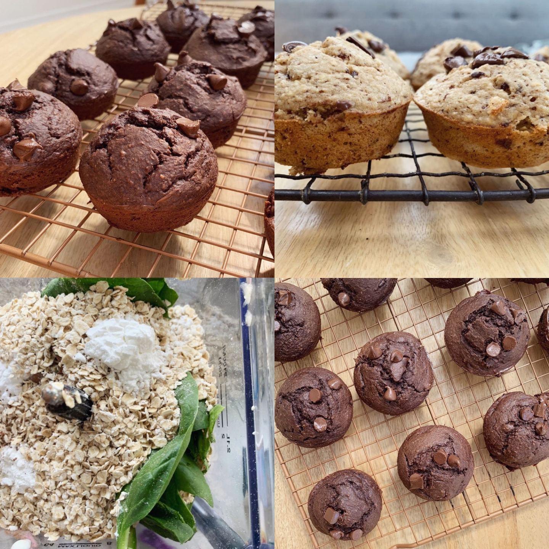 Smug and Lazy Blender Muffins