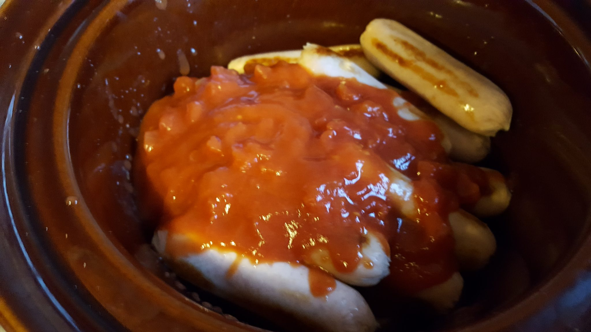 I dont add any packets or tins to my casserole. Just 1 tin of chopped tomatos and a tin of baked beans. You can of course buy seasoning packs but my boys prefer it this way.