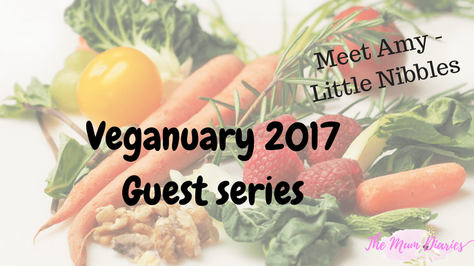 Veganuary 2017- Guest Post – Meet Amy and her top tips!