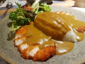 Chicken Katsu Curry at Wagamama Peterborough