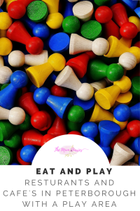 Eat and Play in Peterborough