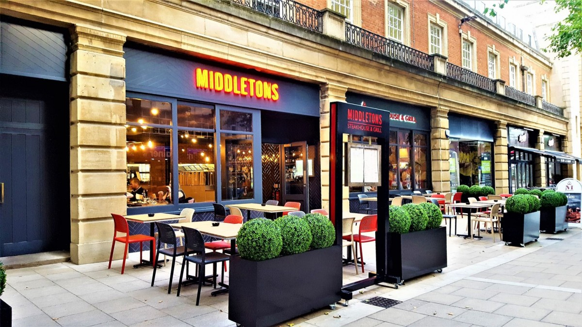 Middletons SteakHouse and Grill