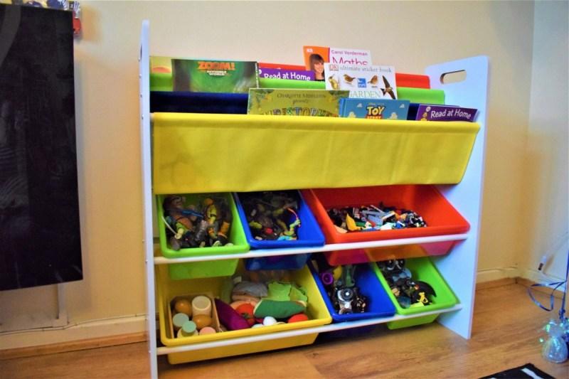 Songmic-Toy-Storage-Unit