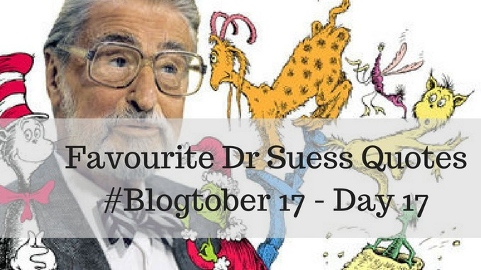 #Blogtober17- Day16 – Quotes